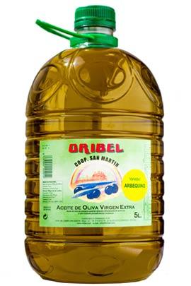aceite oliva oribel