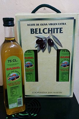 aceite de oliva peltreb