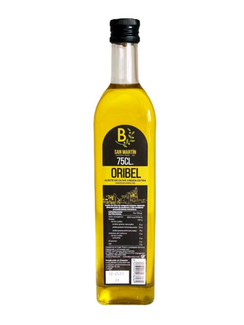 Aceite de oliva virgen extra 0,75 l Empeltre