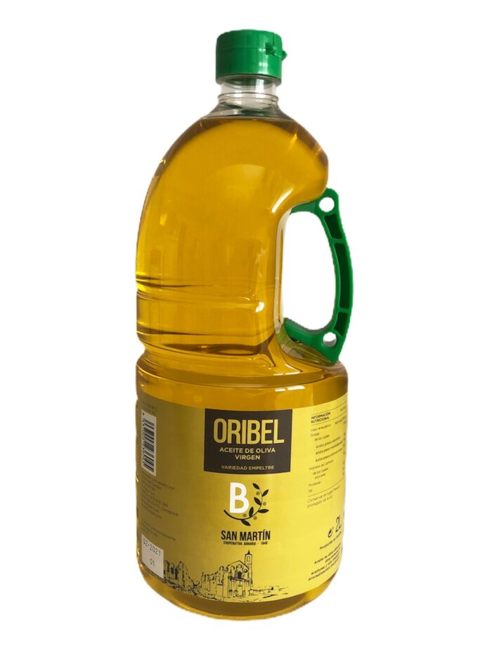 Aceite de oliva virgen Empeltre 2L