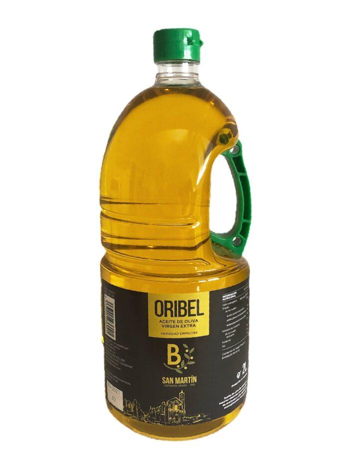 Aceite oliva virgen extra Empeltre 2L